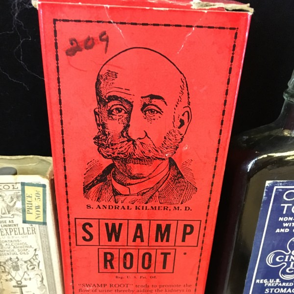 Swamp Root Bottle